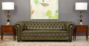 Leather Sofa Chesterfield by Sofas Center Green Leather Sofas For Sale Light Sofa And Chair