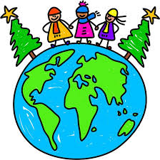 families around the world clipart 41