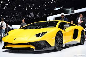 first lamborghini aventador lamborghini aventador sv launched in first video automotorblog