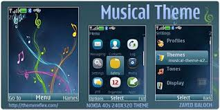 nokia c2 hot themes cute themes download for nokia c2 01
