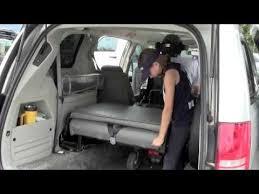 Conversion Van Accessories Interior 3rd Row Bench Seat Handicap Conversion Vans Triple S Mobility