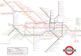 London Subway Map by 1930s Tube Map Maps Pinterest Subway Map London And