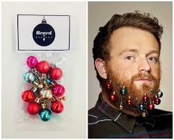 beard ornaments beard baubles for charity
