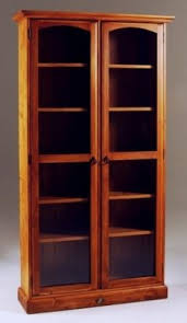 antique white bookcase with glass doors u2026 reading space