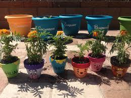 disney winnie the pooh flower pots barnkalas pinterest