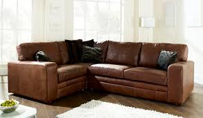 corner leather sofa bonners furniture