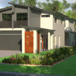 small narrow lot homes brisbane home builders architecture plans