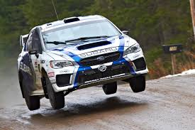 subaru rally subaru rally team canada at the 2017 rally of the tall pines