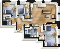 floor plans for bedrooms student housing chicago stay at the buckingham