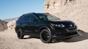 nissan black 2017 nissan rogue rogue one star wars limited edition black