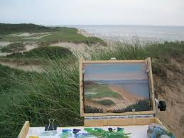 todd bonita u0027s art blog cape cod dunes truro mass en plein air