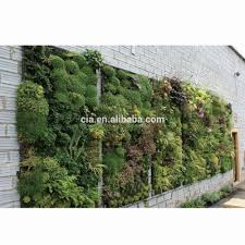 wall garden indoor vertical garden artificial green wall for indoor outdoor