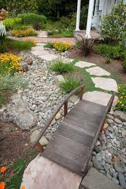 110 awesome dry river bed landscaping design ideas you have owned