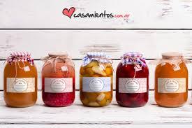 imagenes suvenir para casamiento con frascos de mermelada frascos de mermelada diy como souvenirs de casamiento