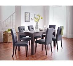 Discount Dining Room Sets Extending Dining Table 6 Chairs Walnut Dining Table And 6