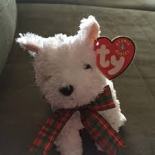 find more westie beanie baby for sale at up to 90 off bradford on