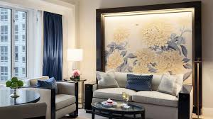 living room chicago 5 star luxury deluxe suite the peninsula chicago