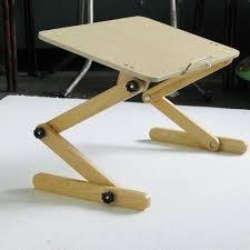 Buy Laptop Desk Bamboo Computer Desk Desk Lep Desk With L Laptop Desk
