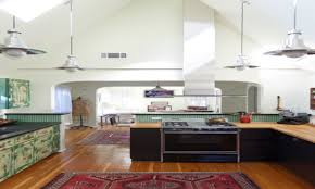 kitchens with high ceilings best how to decorate a living room