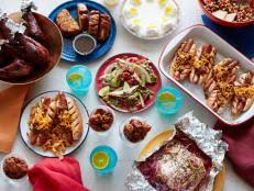 food network s top 50 tailgating recipes tailgating recipes