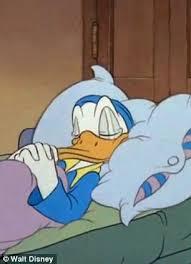 quack meet becks dog snores donald