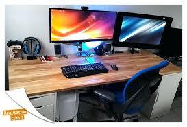plateau bureau sur mesure plateau bureau sur mesure bureau design en teck modle gaudi bureau