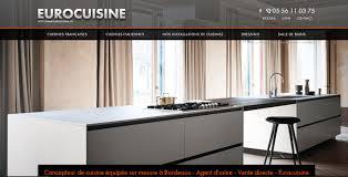 marque cuisine haut de gamme cuisines made in haut de gamme à bordeaux cuisine