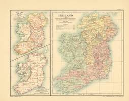 Historical Maps Of Europe by Map Page Of Section Xxxi Ireland From 1541 1653 From Part U2026 Flickr