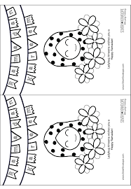 free ramadan coloring pages silver envelope