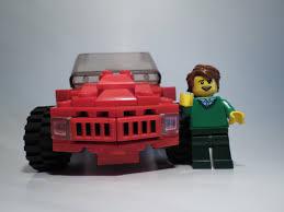 off road sports car lego ideas off road sports car