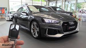 audi dealership inside inside the new audi rs5 2017 new in depth review interior