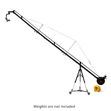 proaim fly 22 u0027 camera crane production package