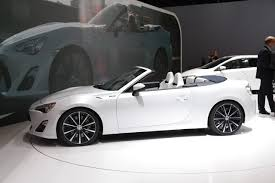subaru frs white scion fr s convertible on sale by end of 2014