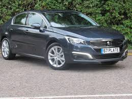new peugeot sedan new peugeot 508 allure 2 0 bdhi 150 saloon new 67 reg at peugeot