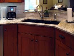 Kitchen Corner Sink Ideas by Cabinet Corner Sink Cabinet For Attachment Kitchen Corner Sinks