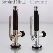 online get cheap kitchen faucet head brushed nickel aliexpress