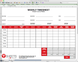 timesheet excel templates trend markone co