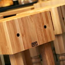 traditional butcher blocks pca block 10 john boos cutting boards kitchen equipment islands counter tops