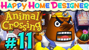 animal crossing happy home designer 11 resetti amiibo karte