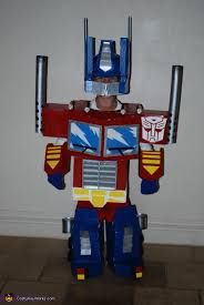 Transformer Halloween Costume 30 Coolest Homemade Costumes Kids