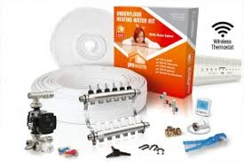 water underfloor heating kits multiple zones underfloor heating