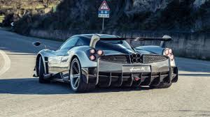 future pagani first drive the pagani huayra bc top gear
