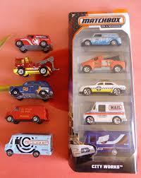 matchbox honda matchbox 5 pack jimholroyd diecast collector