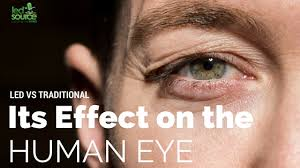 harmful effects of led lights led vs traditional lighting its effect on the human eye led source