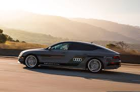autonomous audi a7 drives itself from silicon valley to las vegas