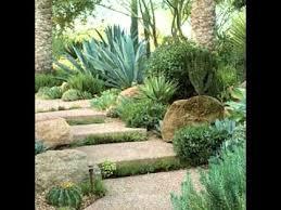 easy diy cactus garden design decorating ideas youtube