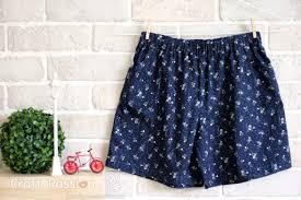 paper bag toddler shorts pattern pre teenager shorts free sewing pattern tutorial craft passion