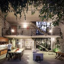 industrial house industrial house in brazil by terra e tuma arquitetos decoholic