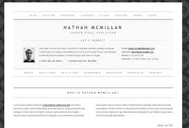 resume html template 50 best html cv resume templates to 2017