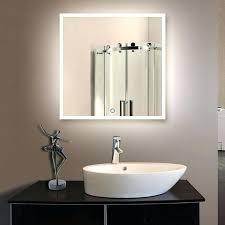 Lighted Bathroom Cabinet Bathroom Light Mirror Square Led Bathroom Mirror Lighted Bathroom